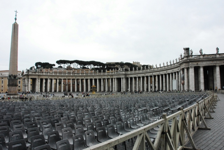1122 - St Peters Square Rome