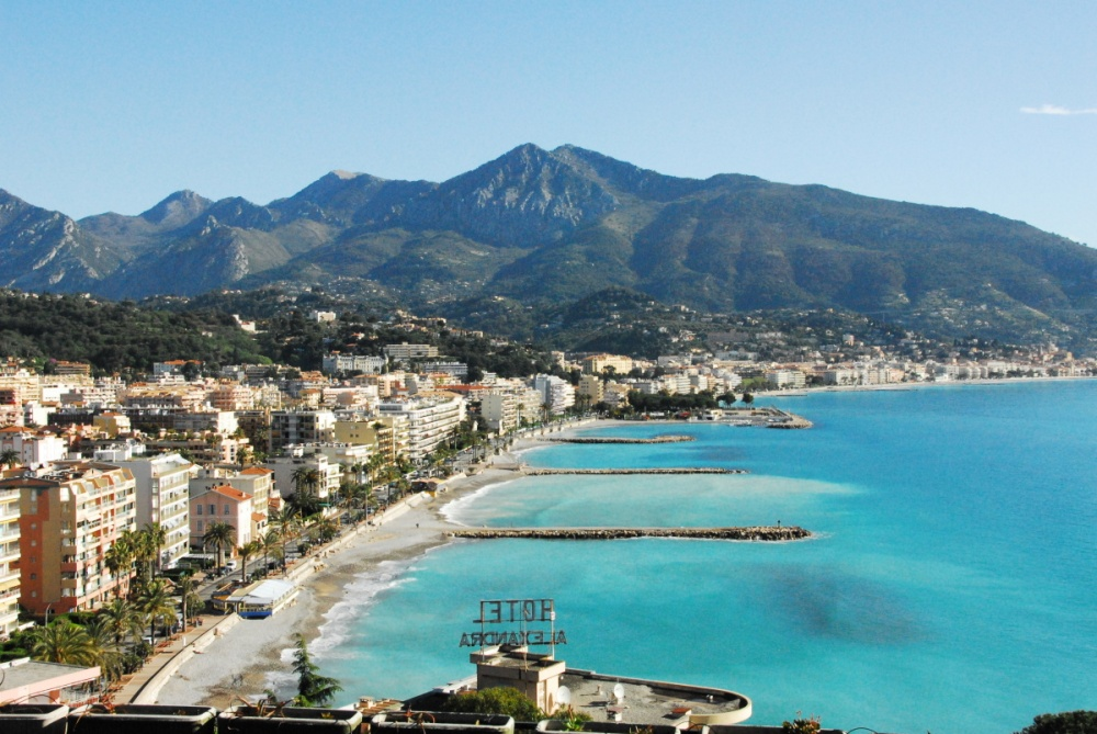 1241 - French Riviera