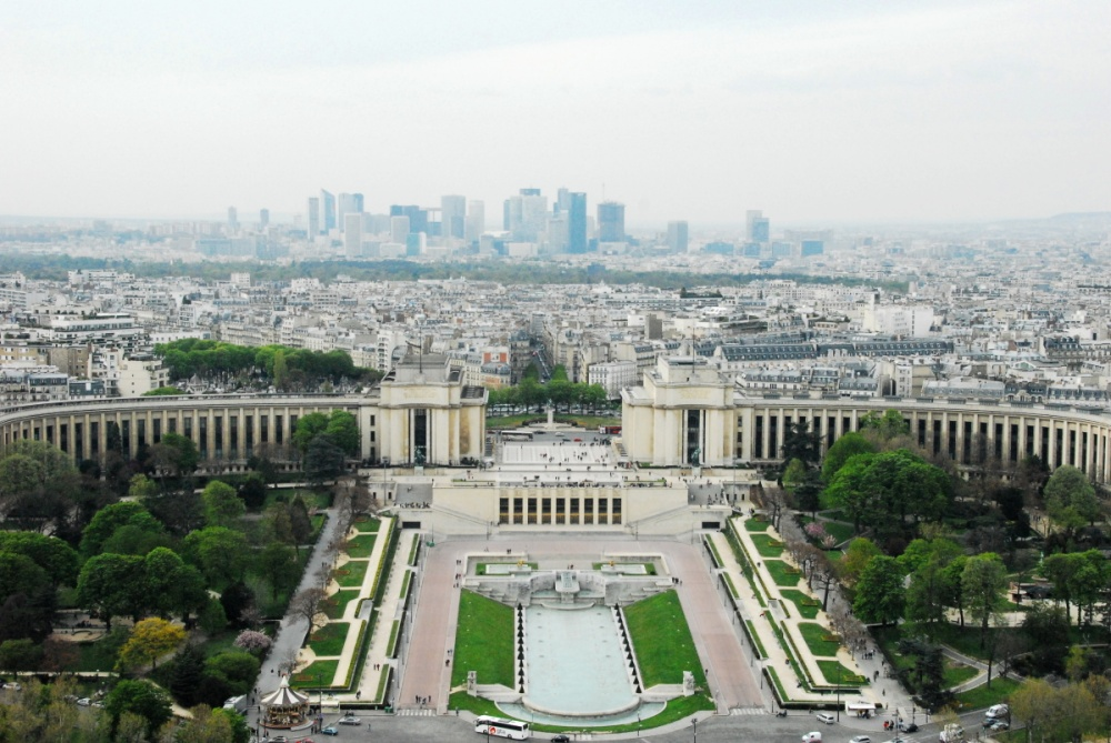 1299 - View from the Eiffel Tower