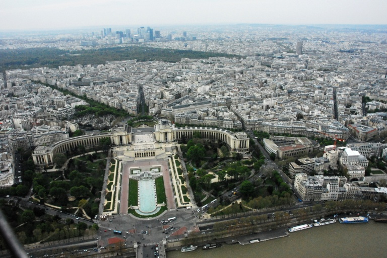 1311 - View from the Eiffel Tower