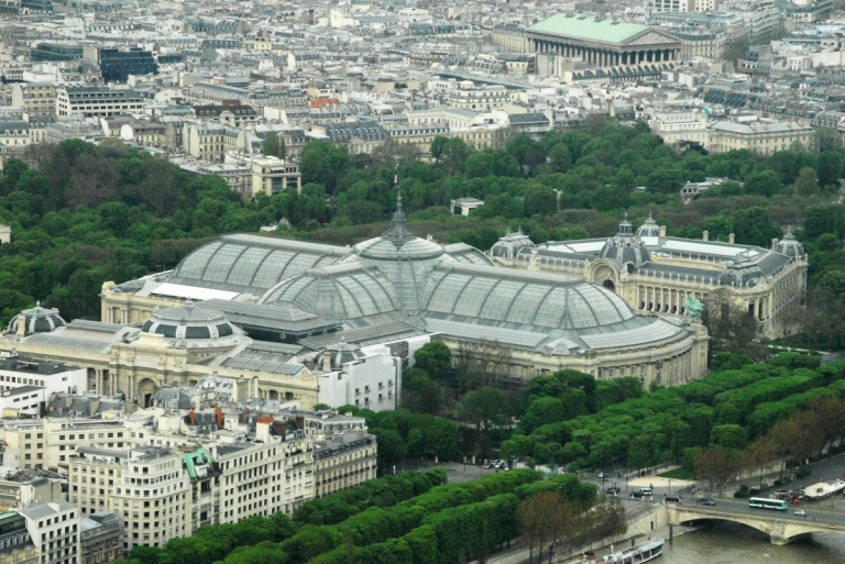 1314 - View from the Eiffel Tower