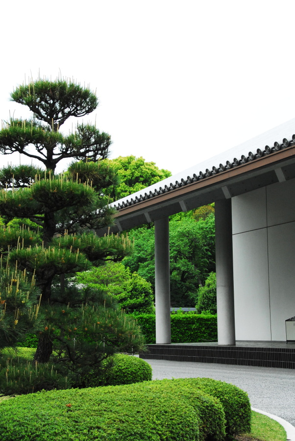 1522 - Imperial Palace Gardens Japan