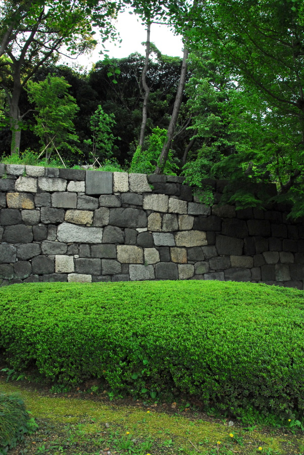 1526 - Imperial Palace Gardens Japan