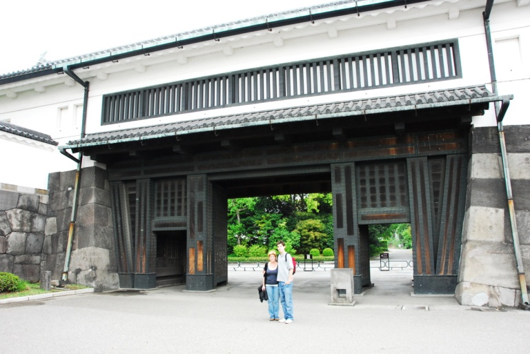 1545 - Imperial Palace Gardens Japan