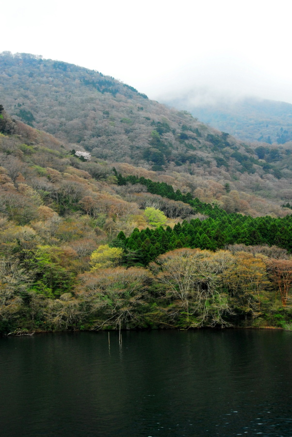 1588 - Lake Hakone Japan