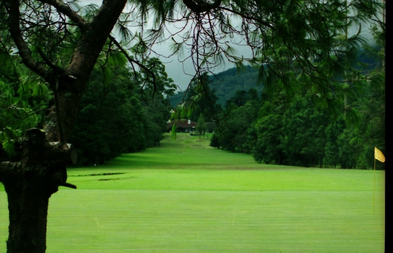 228 - Nuwara-Eliya golf Course