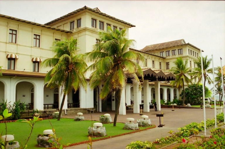 45 - Galle Face Hotel