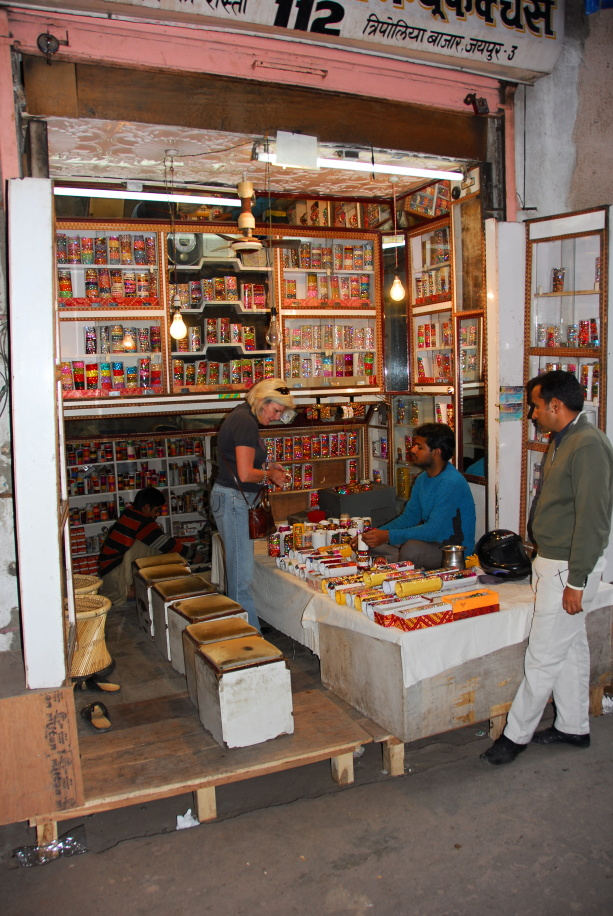 483 - Bangle Store Jaipur Rajasthan
