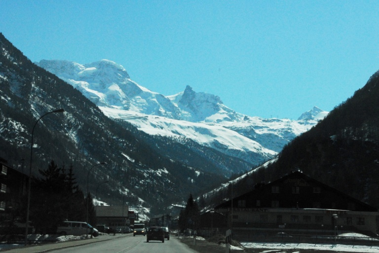 751 - Switzerland near Tasch