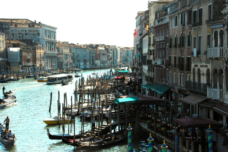866 - Grand Canal Venice