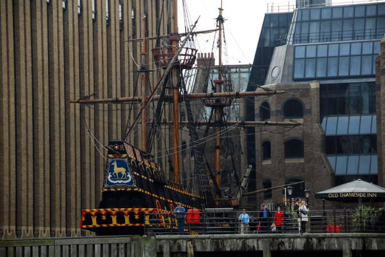 89 - Sailing Ship London