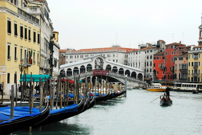 901 - Grand Canal Venice