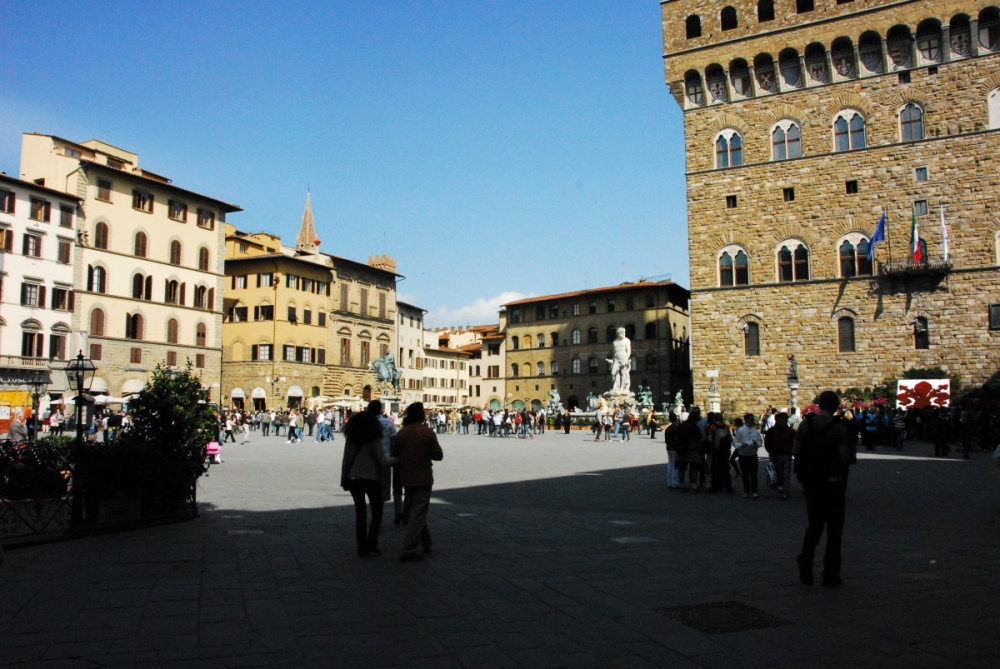 936 - Florence we drove through here