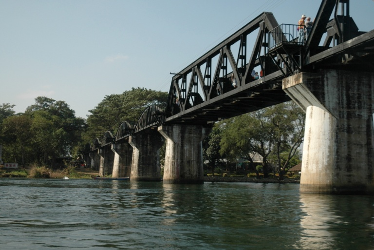 T36 - The Bridge over the River Kwai