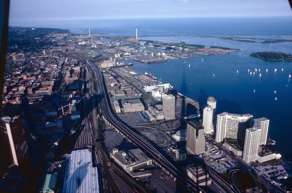 12-8 - From CN Tower Toronto Canada