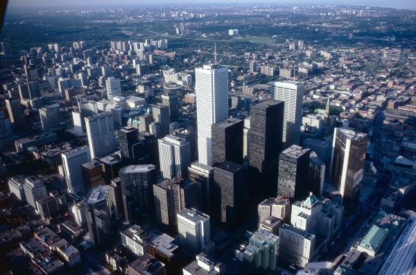 12-9 - From CN Tower Toronto Canada