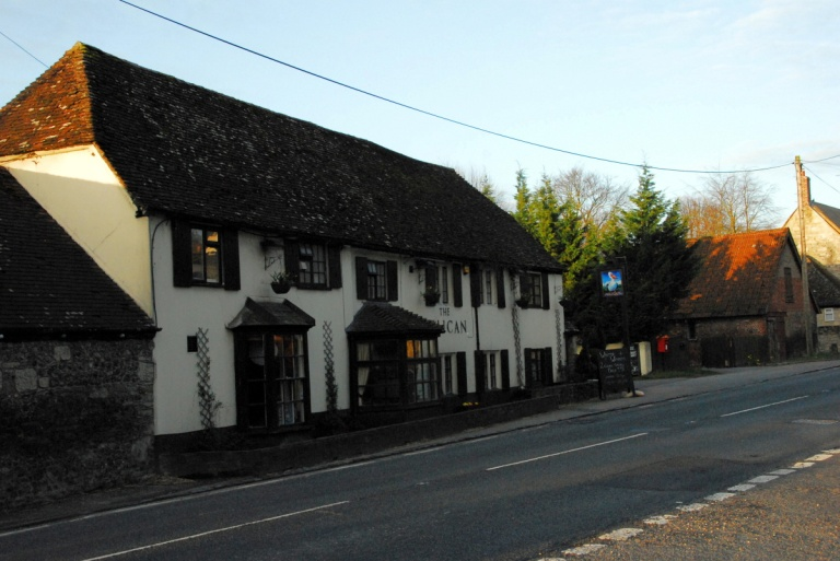 222 - Pelican Inn Stapleford