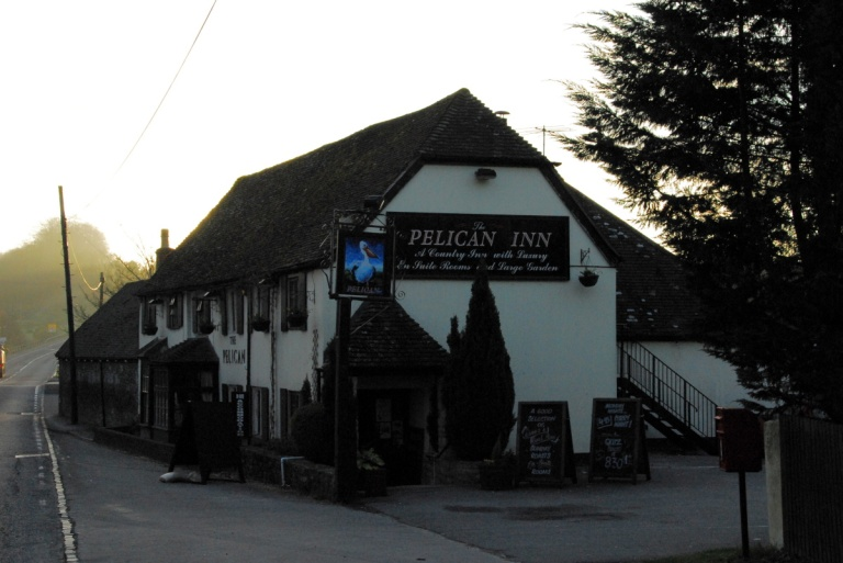 223 - Pelican Inn Stapleford