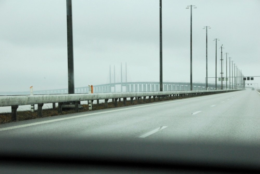 316 - Malmo Bridge Denmark to Sweden