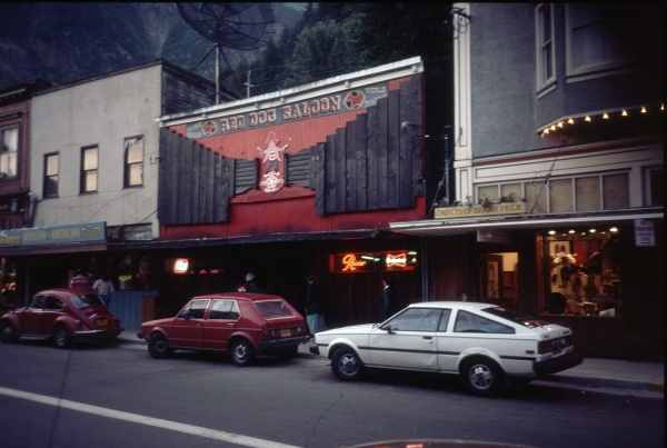 4-3 - Red Dog Saloon Juneau Alaska