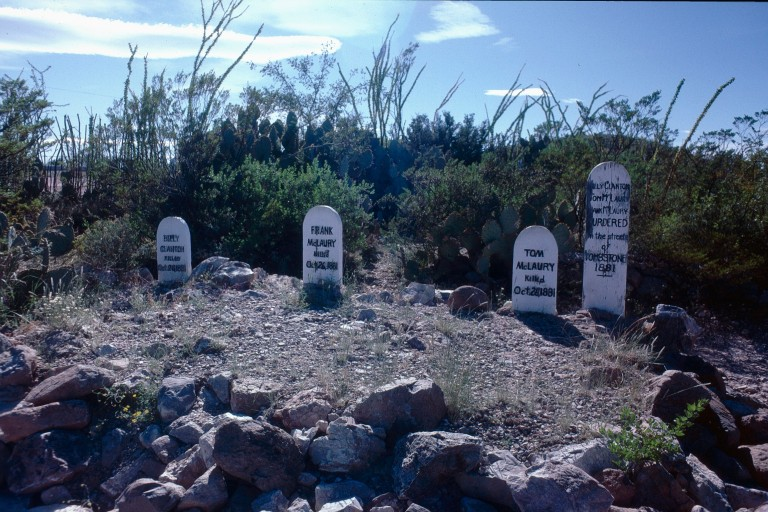18-15  Boothill Tombstone Arizona