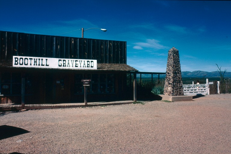 18-16  Boothill Tombstone Arizona