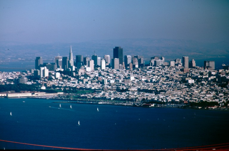 21-68  San Fransisco California