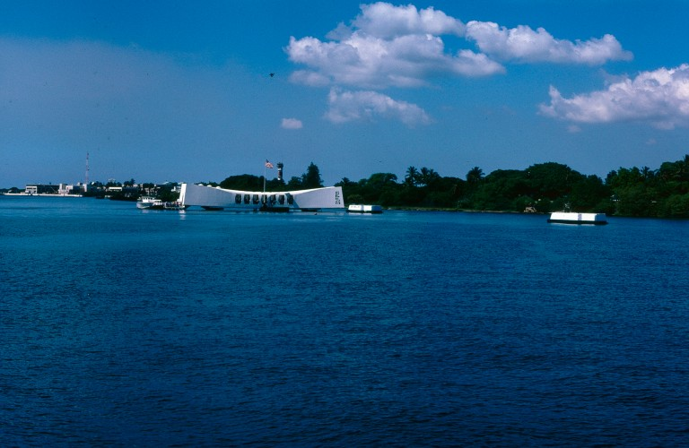 22-52  Pearl Harbour Hawaii