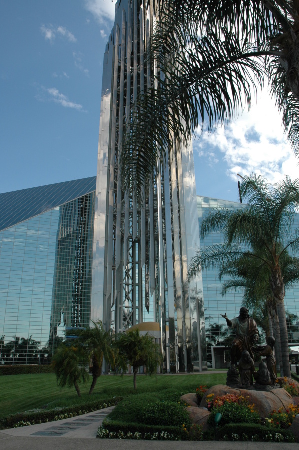 3 - Crystal Cathederal LA