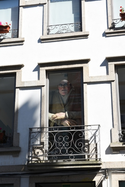 Being Watched - Porto