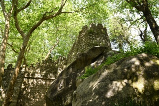 Moorish Castle - Sintra