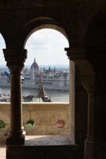 View from the Fisherman's Bastion