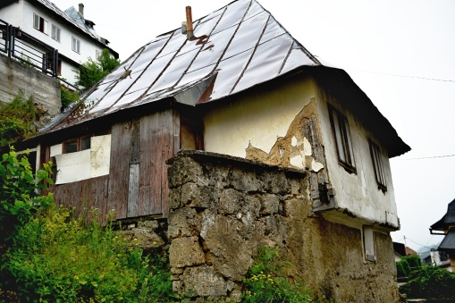 Traditional house - Jajce