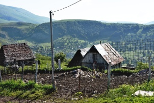 Bosnian Countryside - near Lukomir