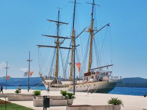 Tivat waterfront