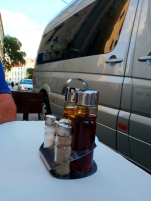 Split - Roadside dining at its closest